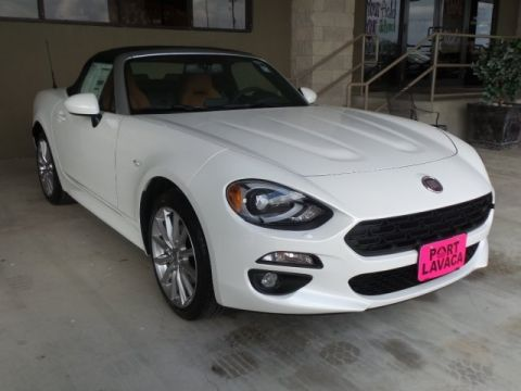 New 2019 Fiat 124 Spider Lusso Convertible In Port Lavaca K0142056 Dodge Chrysler Jeep Ram